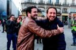IU y Podemos pactan su acuerdo electoral para las elecciones del 26 de julio.