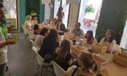 Intenso fin de semana con los talleres de Leroy Merlin en Marcado de Tapinería #ideasconvida 20160529_170010 (11)
