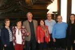 Joan Ribó recibió hoy a la Comisión de Familiares de Víctimas del Cementerio Civil.