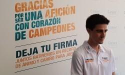 Joel González recibe el cariño de Valencia antes de partir hacia Río #corazondecampeones 20160526_121109 (2)
