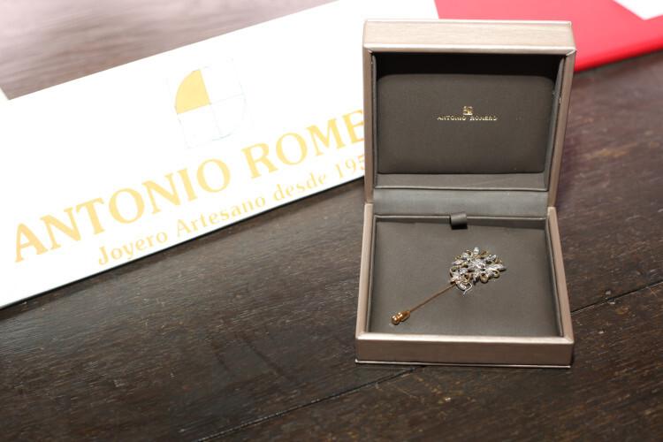 Joia de Diamants, diseño de Antonio Romero