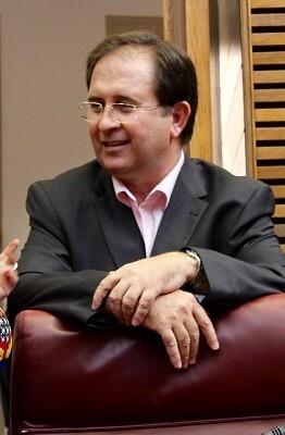 Juan Córdoba, diputado por Ciudadanos.