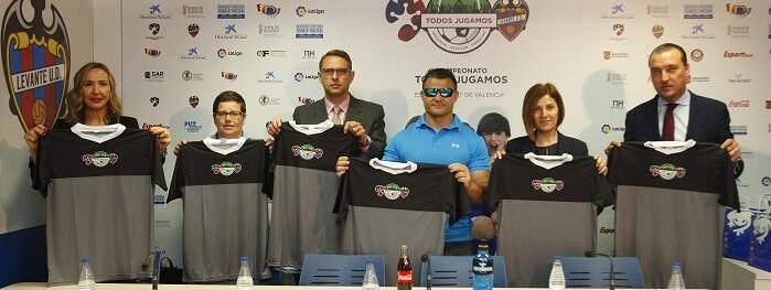 Jugadores con discapacidad intelectual, equipos escolares y fútbol femenino se unen en un campeonato benéfico este fin de semana.
