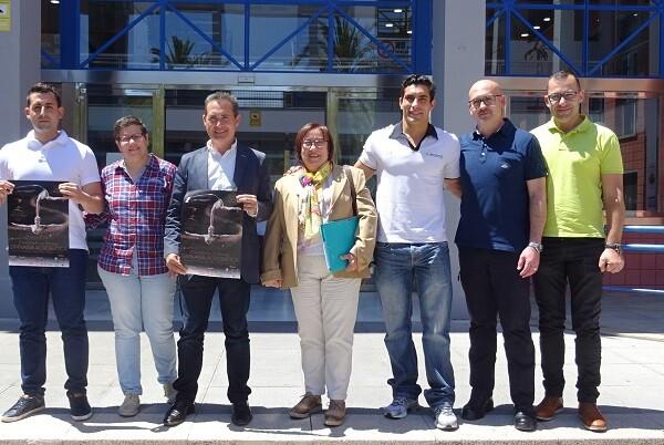La Comunitat acoge por primera vez el Campeonato de España de Gimnasia Acrobática con el apoyo de la Diputación.