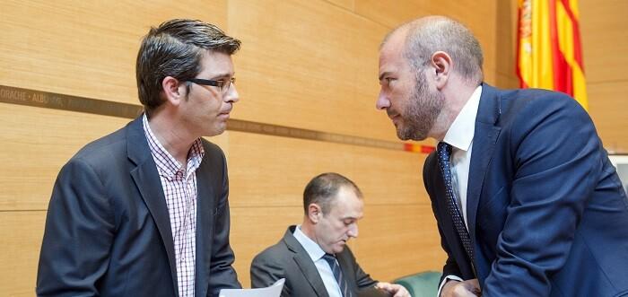 La Corporación que preside Jorge Rodríguez reduce a 309 consistorios y entes locales el precio de la recaudación de impuestos. (Foto-Abulaila).
