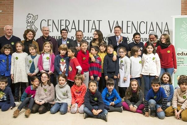La Diputación acerca a más de 200 centros educativos de las comarcas a la Primavera Educativa. (Foto-Abulaila).