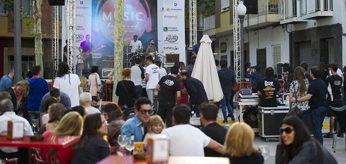 La Diputación apuesta por el turismo de festivales con esta plataforma para nuevos talentos que dinamiza los pueblos.