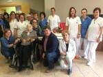 La Diputación de Castellón felicita a la centenaria Teresa Gauchía Simó en su 110 cumpleaños