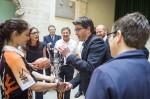 La Diputación felicita a la Selección Valenciana Femenina de Rugby por su triunfo en el Campeonato de España (Foto-Abulaila).