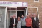 La Diputación fomenta la inserción laboral de personas en riesgo de exclusión social.