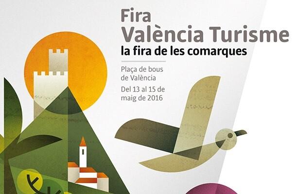 La Diputación inaugura mañana la Fira de les Comarques Valencianes 2016.