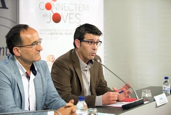 La Diputación invierte este año 3,3 millones en becas para jóvenes y gestión del talento (Foto-Abulaila).