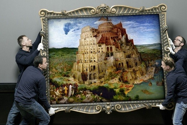 La Filmoteca estrena en exclusiva en Valencia dos documentales sobre dos grandes museos europeos.