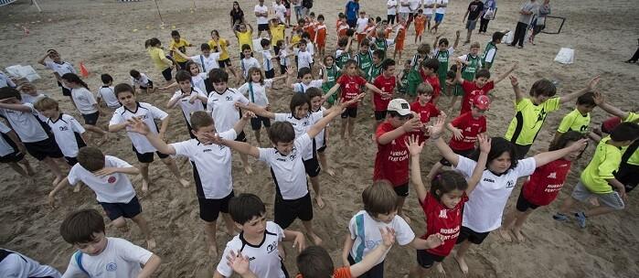 La Fundación Deportiva Municipal organiza una docena de Escuelas Deportivas de Verano. (Foto-Jose Royo).