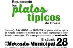 La concejalía de Turismo de Cheste recopila las recetas típicas de la gastronomía local.