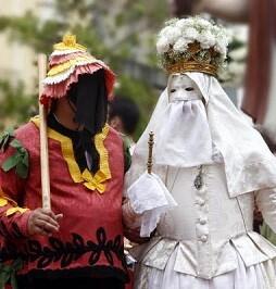 La festividad del Corpus Christi, celebración litúrgico-cultural que hasta finales del siglo XIX, fue considerada la fiesta grande de la ciudad.