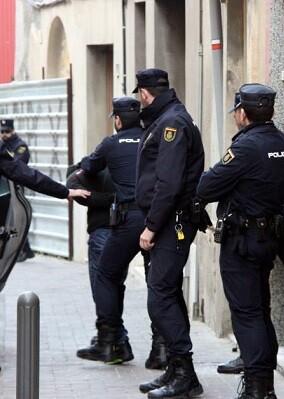 La operación policial, que aún continúa abierta, está dirigida desde la Audiencia Nacional.