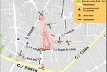 La plaza del Ayuntamiento volverá a ser de los peatones el próximo domingo.