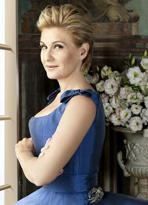 La soprano Isabel Rey.