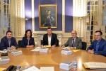 Les Corts reintegran 4.680.617,96 euros de remanentes a la Generalitat de presupuestos de la institución cerrados y no comprometidos como gasto.