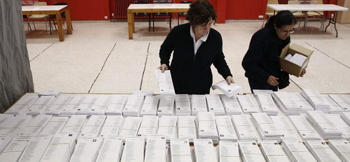 Los comicios del 20 de diciembre del año pasado costaron 136 millones de euros.