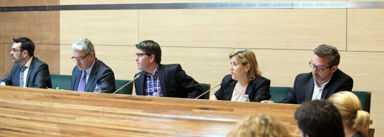 Los gestores de Divalterra, como pasa a denominarse la empresa, han destacado la importancia de este paso en la recomposición de la reputación corporativa. (Foto-Abulaila).