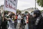 Los sindicatos franceses llaman a redoblar las movilizaciones contra la reforma laboral.