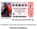 Lotería Nacional Sorteo 36, sábado 7 de mayo de 2016 resultados y números especial Cruz Roja
