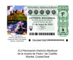 Lotería Nacional Sorteo  40, sábado 21 de mayo de 2016 resultados y números