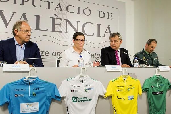 Más de 100 corredoras participarán en la I Vuelta Ciclista Valencia Féminas apoyada por la Diputación. (foto-Abulaila)