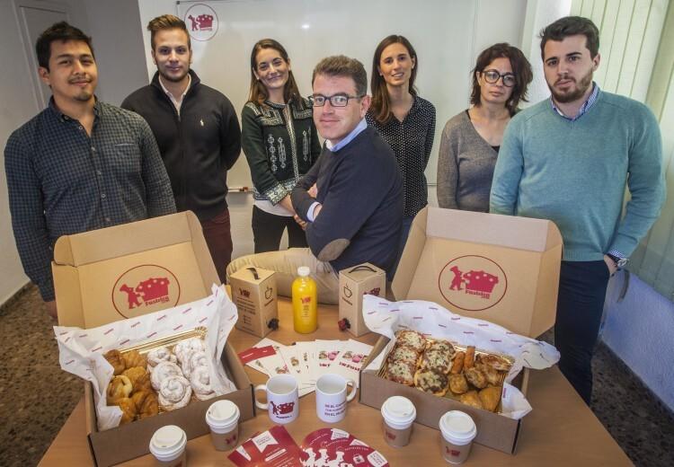 Pastelea une a 200 pastelerías tradicionales de Madrid, Barcelona y Valencia en la venta online (1)
