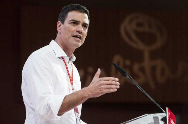 Pedro Sánchez es reelegido como secretario general del PSOE.