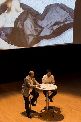 Presentación en el Palau de les Arts Reina Sofía de la Temporada 2016-2017.