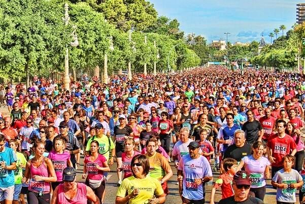 Presentada la 34 edición de la Volta a Peu València.
