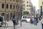 Quince pasos de peatones estrenan descontadores.