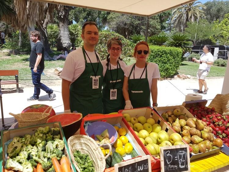 Récord de asistencia, 35.000 personas han visitado PALO MARKET FEST en VALENCIA (1)