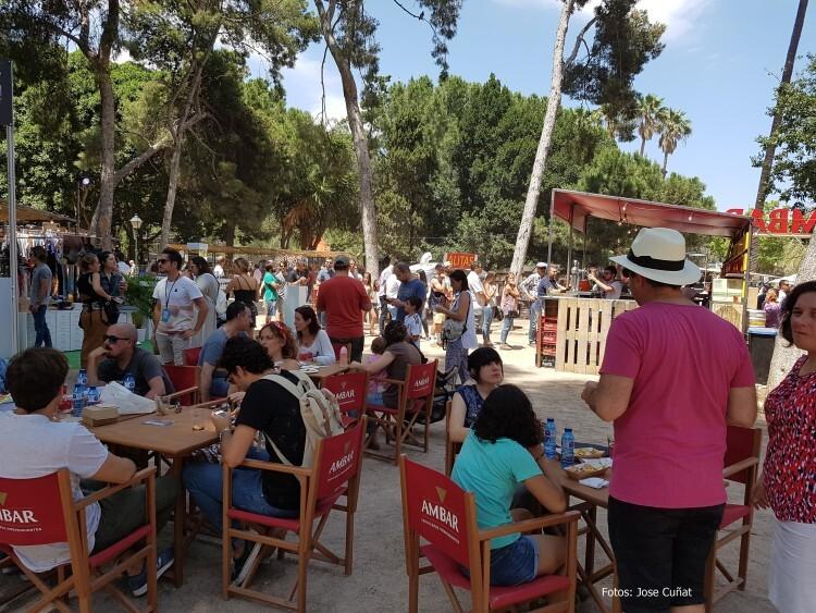Récord de asistencia, 35.000 personas han visitado PALO MARKET FEST en VALENCIA (17)