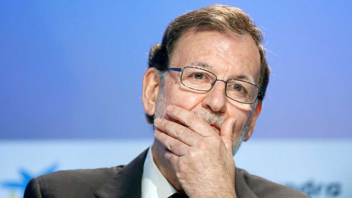 Rajoy culpa a los ayuntamientos de Colau y Carmena de perjudicar la economía
