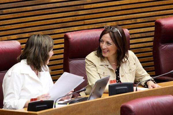 Rosa García-'El Consell no puede justificarse en la 'herencia recibida' para no mejorar la gestión y la eficiencia del Servef'