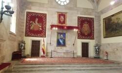 Santo Domingo de los dominicos, Plaza de Tetuán de Valencia Capitanía General de Valencia,  Cuartel General Terrestre de Alta Disponibilidad (CGTAD) 20160521_123308 (11)