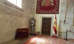 Santo Domingo de los dominicos, Plaza de Tetuán de Valencia Capitanía General de Valencia,  Cuartel General Terrestre de Alta Disponibilidad (CGTAD) 20160521_123308 (12)
