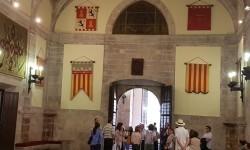 Santo Domingo de los dominicos, Plaza de Tetuán de Valencia Capitanía General de Valencia,  Cuartel General Terrestre de Alta Disponibilidad (CGTAD) 20160521_123308 (16)