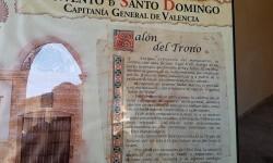 Santo Domingo de los dominicos, Plaza de Tetuán de Valencia Capitanía General de Valencia,  Cuartel General Terrestre de Alta Disponibilidad (CGTAD) 20160521_123308 (19)