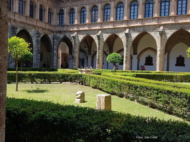 Santo Domingo de los dominicos, Plaza de Tetuán de Valencia Capitanía General de Valencia,  Cuartel General Terrestre de Alta Disponibilidad (CGTAD) 20160521_123308 (24)