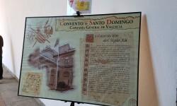 Santo Domingo de los dominicos, Plaza de Tetuán de Valencia Capitanía General de Valencia,  Cuartel General Terrestre de Alta Disponibilidad (CGTAD) 20160521_123308 (26)