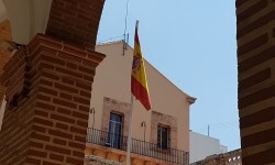 Santo Domingo de los dominicos, Plaza de Tetuán de Valencia Capitanía General de Valencia,  Cuartel General Terrestre de Alta Disponibilidad (CGTAD) 20160521_123308 (32)
