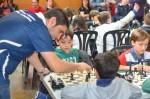 Segunda Jornada de los Juegos Deportivos Municipales de Valencia.