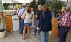"""Segunda edición de la """"Clochina's Party""""  de Mi Cub en el Mercado de Colón mejillones en mi cub Mercado de Colon Valencia (23)"""