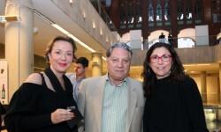Silvia Pardo, Juan Antonio MIra y Anabel Navas