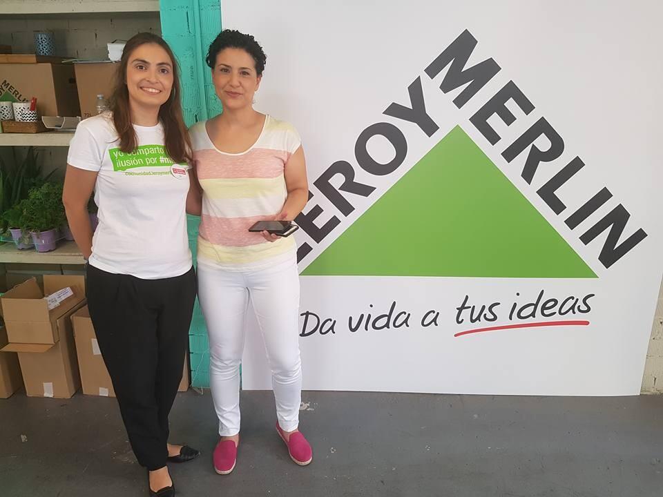 Ultimos talleres de Leroy Merlin en el Mercado de Tapinería (2)